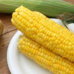 離乳食のトウモロコシで缶詰は使う?栄養徹底研究!